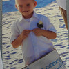 Aidan serves as ring bearer in a wedding in Ft. Myers Beach, Fla.<br /> <br /> Submitted by Patricia Borders.