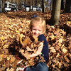 Adilyne loves camping with Mamaw & Papaw and playing outside in the leaves.<br /> <br /> Photographer's Name: Diane Driver<br /> Photographer's City and State: Kokomo, IN