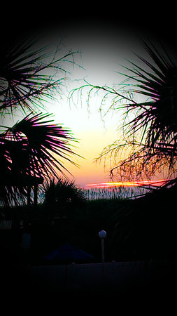 Fall sunrise St. Augustine Beach style!<br /> <br /> Photographer's Name: Mindy Small<br /> Photographer's City and State: Kokomo, IN