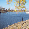 fall picture of the Mississippi River<br /> <br /> Photographer's Name: Teresa Arline<br /> Photographer's City and State: Anderson, IN