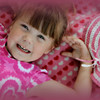 Little Miss Josie girl is all smiles!<br /> <br /> Photographer's Name: Kellie Ooley<br /> Photographer's City and State: kokomo, IN