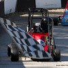 Heat race at Kokomo Quarter Midget Club<br /> <br /> Photographer's Name: Bruce  Helton<br /> Photographer's City and State: Kokomo, IN