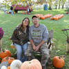 Steve & Darla Kelley enjoying the pumpkin patch<br /> <br /> Photographer's Name: darla kelley<br /> Photographer's City and State: kokomo, IN