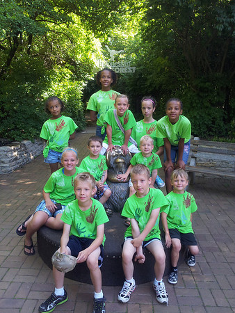 Cousins' Camp at the Ft. Wayne Zoo<br /> <br /> Photographer's Name: Anne Wilkinson<br /> Photographer's City and State: Kokomo, IN