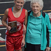 Ashley Spear recieved the Kinder Star of Stars award for the most female varsity points.<br /> <br /> Photographer's Name: Annette Spear<br /> Photographer's City and State: Logansport, IN