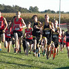Start of Cass County Cross Country Meet @ Caston <br /> <br /> Photographer's Name: Pam Graf<br /> Photographer's City and State: Logansport, IN