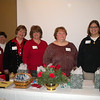 Recently Gamma Mu Chapter of Delta Kappa Gamma held their initiation at theSportsman Inn Annex in Monticello.  Pictured are Dina Dominick, president; Sherry Simpson,sponsor; Dana Ayers, new member; Cheryl Odle, sponsor; and Jennifer Deniston, new member.  Delta Kappa Gamma is a society of women educators.<br /> <br /> Photographer's Name: Marla Sellers<br /> Photographer's City and State: Logansport, IN