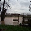 Wabash River flooding along Georgetown Road; want to swing?<br /> <br /> Photographer's Name: Terry Ray<br /> Photographer's City and State: Logansport, IN