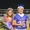 Caston 2012 Homecoming Royalty Queen Senior Abby Holt & King Senior Jake Howdeshell<br /> <br /> Photographer's Name: PAULA  BEEHLER<br /> Photographer's City and State: Rochester, IN