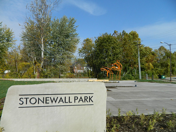 New Stonewall Park in Logansport.Indiana<br /> <br /> Photographer's Name: Robert Zimmerman<br /> Photographer's City and State: Logansport, IN