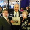 Cheri Canier, Pat Johnson, and Vice President Biden at the Vice President's home at the Naval Observatory in Washington Dc the day he was inaugurated to his second term. <br /> <br /> Photographer's Name: Patrick Johnson<br /> Photographer's City and State: Clinton, IA
