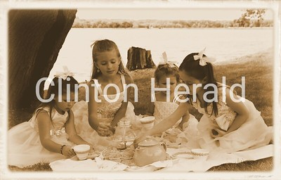 Vintage tea party  Photographer's Name: Brenda Mussmann Photographer's City and State: Miles, IA