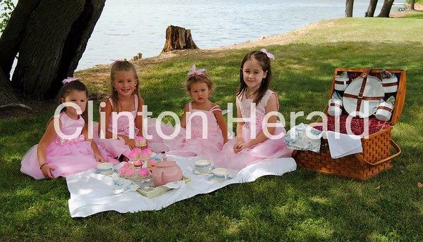 Tea party on the lake  Photographer's Name: Brenda Mussmann Photographer's City and State: Miles, IA
