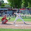 Jordan Chapman at bat against Ft Dodge at Dodger Stadium where clinton went 3-0 on the weekend.  Clinton beat the #2 ranked Ft Dodge Dodgers twice and Ames little hawks.<br /> <br /> Photographer's Name: Jeff Chapman<br /> Photographer's City and State: Clinton, IA