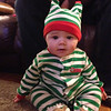 Kash Hall 1st Christmas<br /> <br /> Photographer's Name: Kyla Hall<br /> Photographer's City and State: Kinmundy, IL