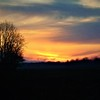 Pre-Easter sunrise in Richland Township.<br /> <br /> Photographer's Name: J.R. Rosencrans<br /> Photographer's City and State: Alexandria, Ind.