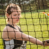My friend Alexis Taylor throwing discus at a recent track meet.<br /> <br /> Photographer's Name: Terry Lynn  Ayers<br /> Photographer's City and State: Anderson, Ind.