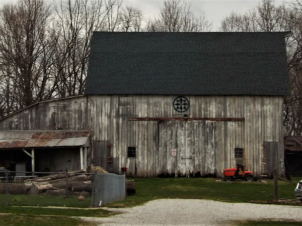 A friend's barn.<br /> <br /> Photographer's Name: J.R. Rosencrans<br /> Photographer's City and State: Alexandria, Ind.