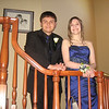 Blake Rice and Katelyn Losch, ready for their first Shenandoah prom.<br /> <br /> Photographer's Name: Rex Rice<br /> Photographer's City and State: Middletown, Ind.