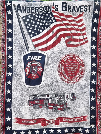August is the Anderson Fire Department's 127th birthday -- 127 years of protecting life and property.<br /> <br /> Photographer's Name: J.R. Rosencrans<br /> Photographer's City and State: Alexandria, Ind.