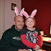 I just love how my son, Jeremy Brown, will do anything (including bunny ears) to make his little girl, Jeralee Jo, happy.<br /> <br /> Photographer's Name: Colleen Sanders-Brown<br /> Photographer's City and State: Anderson, Ind.