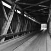 Cumberland Covered Bridge in Matthews, Indiana.<br /> <br /> Photographer's Name: Colleen Sanders-Brown<br /> Photographer's City and State: Anderson, Ind.