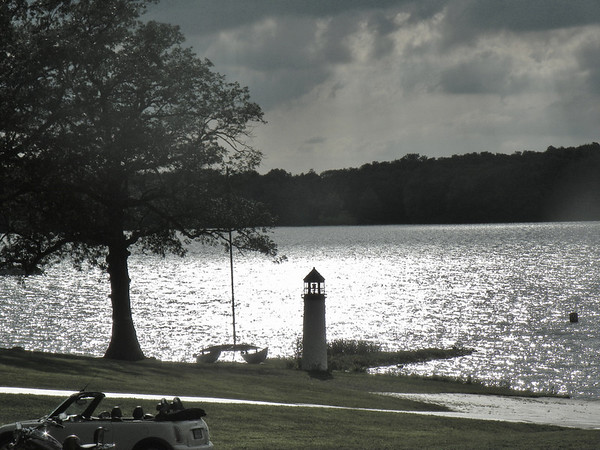 Cooper Light House at Muncie Sailing Club.<br /> <br /> Photographer's Name: Evelyn Bauer<br /> Photographer's City and State: Anderson, Ind.