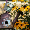 Whimsical garden man in my front yard.<br /> <br /> Photographer's Name: Brian  Fox<br /> Photographer's City and State: Anderson, Ind.