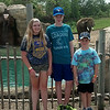 Molly Brown, Alex Kestner, and Nick Kestner enjoyed a day at the Indianapolis Zoo recently.  They will all return to classes when ACS starts back on Monday.<br /> <br /> Photographer's Name: Patty Kestner<br /> Photographer's City and State: Anderson, Ind.