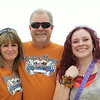 Rob, Michelle and Niki Lyons at 9th annual ride.<br /> <br /> Photographer's Name: Shelly Breece<br /> Photographer's City and State: Pendleton, Ind.