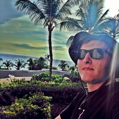 My son Damon Rector in Hawaii during the summer of 2014.<br /> <br /> Photographer's Name: Marlo Smith<br /> Photographer's City and State: Anderson, Ind.