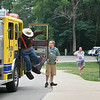 Smokey The Bear arrived at Mounds State Park on Saturday afternoon in time to celebrate his 70th birthday.<br /> <br /> Photographer's Name: Jerry Byard<br /> Photographer's City and State: Anderson, Ind.