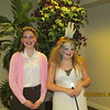 """Lee Theater presented the musical """"The Lion, the Witch and the Wardrobe"""" this summer. Eve Emery as Susan and  Cassidy Lee as the White Witch.<br /> <br /> Photographer's Name:  <br /> Photographers City and Country:"""