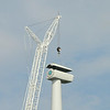 Wind farm north of Elwood: repairing gearbox by taking top cover off.<br /> <br /> Photographer's Name: Steve Remington<br /> Photographer's City and State: Noblesville, Ind.