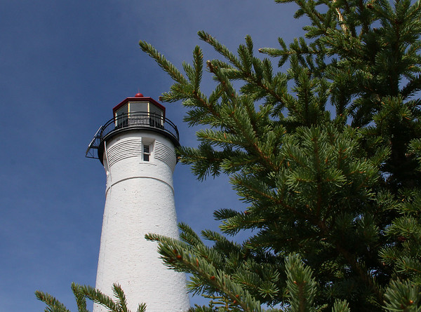 On a trip to Upper Michigan I visited the Crisp Point Lighthouse on the shores of Lake Superior.<br /> <br /> Photographer's Name: Jerry Byard<br /> Photographer's City and State: Anderson, Ind.