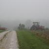 Farm fog...my farm in Richland Township.<br /> <br /> Photographer's Name: J.R. Rosencrans<br /> Photographer's City and State: Alexandria, Ind.
