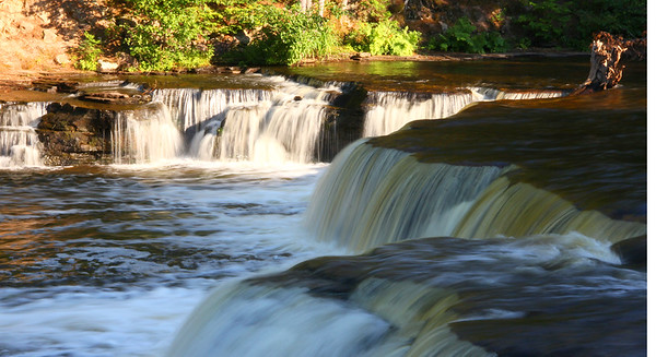 Tahquamenon Falls State Park in Michigan is a beautiful place to visit and has lots of photo opportunities.<br /> <br /> Photographer's Name: Jerry Byard<br /> Photographer's City and State: Anderson, Ind.