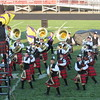 Anderson High School practicing for State Fair.<br /> <br /> Photographer's Name: Harry Van Noy<br /> Photographer's City and State: Lafayette Township, Ind.