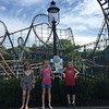 This is Kendall, Natalie, and Ryan Long at Kings Island in Mason, Ohio.<br /> <br /> Photographer's Name: Carrie Long<br /> Photographer's City and State: Alexandria, Ind.