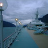 Deck view on ship in Alaska<br /> <br /> Photographer's Name: David Harrington<br /> Photographer's City and State: Anderson, Ind.