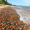 This shows just a few stones on the shores of Lake Superior on my recent trip.<br /> <br /> Photographer's Name: Jerry Byard<br /> Photographer's City and State: Anderson, Ind.