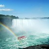 Rainbow Over Niagara Falls, Ontario Canada<br /> <br /> Photographer's Name: Morgan Elbert<br /> Photographer's City and State: Alexandria, Ind.