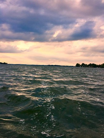 Just a touch of wind today on Lake Wawasee.<br /> <br /> Photographer's Name: J.R. Rosencrans<br /> Photographer's City and State: Alexandria, Ind.