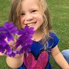 Little Aubry picking some wild flowers for her Grandma Tammy.<br /> <br /> Photographer's Name: Tammy Jenkins<br /> Photographer's City and State: Daleville, Ind.