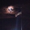 Taken during the super moon<br /> <br /> Photographer's Name: Faye Baker<br /> Photographer's City and State: Anderson, Ind.