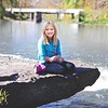 My granddaughter Lilly McIntyre 7, enjoying a photo shoot at Falls Park in Pendleton.<br /> <br /> Photographer's Name: Tina Snyder<br /> Photographer's City and State: Anderson, Ind.