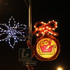 Christmas decoration in downtown Anderson.<br /> <br /> Photographer's Name: Brian Fox<br /> Photographer's City and State: Anderson, Ind.