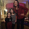 This is Malinda Cuneo with her daughters, Avery and Chloe, at the Paramount Theatre watching the Nutcracker.<br /> <br /> Photographer's Name: Carrie Long<br /> Photographer's City and State: Alexandria, Ind.