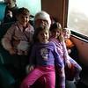 Polar Express Santa Train with grandchidren Jackson, Mady, Gigi, and Brayden.<br /> <br /> Photographer's Name: Karen Ambler<br /> Photographer's City and State: Anderson, Ind.