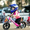 Alisa, 3 years old, riding her Strider bike. She now can ride a pedal bike and is very excited.<br /> <br /> Photographer's Name: Nicole Winkler<br /> Photographer's City and State: Anderson, Ind.